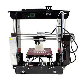 MY-2 High Precision Desktop DIY 3D-принтер 210 * 210 * 210 мм Размер печати 1,75 мм 0,4 мм сопло-1TopShop
