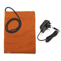 12V Pet Heat Pad Sotical Veamor Электрическая нагревательная панель для кошек и собак Водонепроницаемы Погрессивная матовая