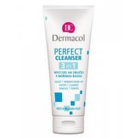 DC Perfect Base Gel Гель для умывания 3в1 для молодой кожи с экстрактом морского шелка, 100 мл
