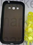 Case  for Samsung i9082, силикон,черный, фото 2