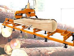 Лісопильне обладнання, пилорами бу
