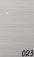 Вертикальные жалюзи 89 мм ткань Оптима Тёмно-бежевый