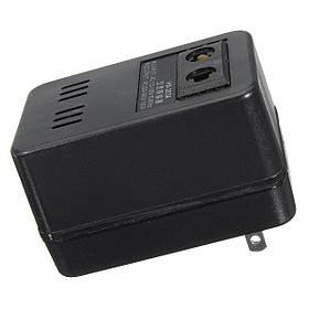 110V до 220V Electronic International Travel Voltage Power Converter -1TopShop