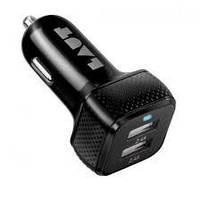 АЗУ Laut Car chargers (LAUT_PD02_BK) Black