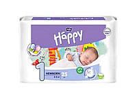 "278976. Пiдгузки Newborn №1 (2-5кг) Baby HAPPY 25шт ТМ""BELLA"""