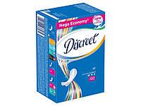 78465. Щоденні гігієнічні прокладки Discreet Air 100 шт