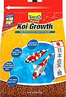 Корм для прудовых рыб Tetra pond koi Growth 4 л для роста карпов