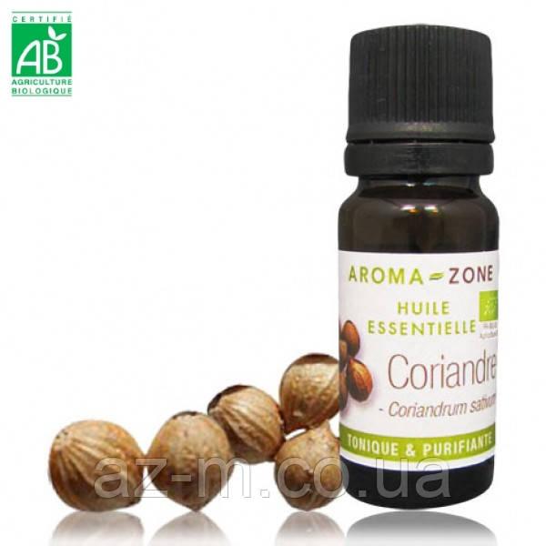 Кориандр (Coriandre) BIO эфирное масло, 5 мл
