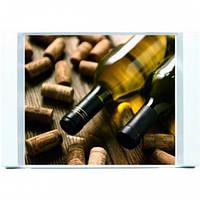 Поднос 40 х 31 см SUBTRAKTION Wine bottles EM509407