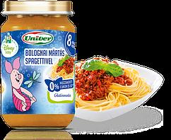 Болонский соус с спагетти - детское питание/от 8 мес/ 163 г
