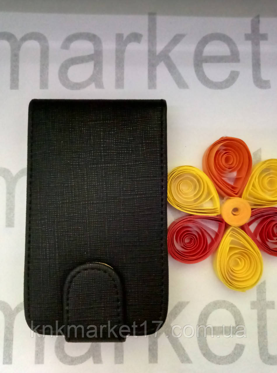 Leather case for Samsung S5222