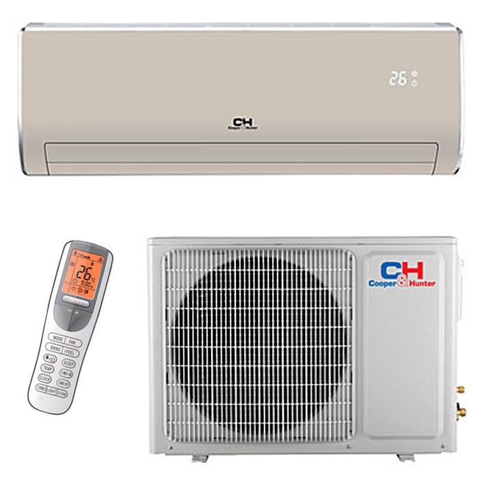 Тепловые насосы CH-S12FTXS-B (ARCTIC) / CH-S90FTXS-B