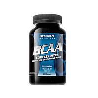 Dymatize Athletic Nutrition, BCAA 2200, 200 капсул