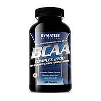 Dymatize Athletic Nutrition, BCAA 2200, 400 капсул