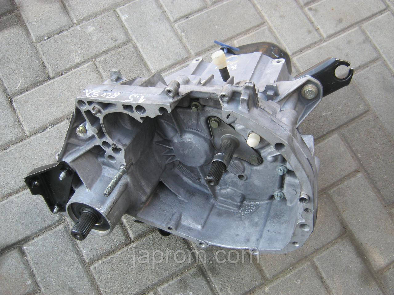 МКПП механическая коробка передач Renault Clio II 1.5 DCI JC5 128
