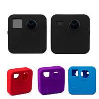 Силиконовый Защитный Чехол Для GoPro Fusion 360 градусов Панорамный камера FPV