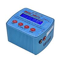 HTRC B6AC Мини V2 70W 7A Вход переменного/постоянного тока Профессиональный Lipo Батарея Разрядник зарядного устройства