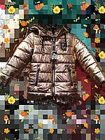 Куртка- парка Злата для девочки 6-15 лет демисезонная , фото 1