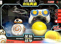 Робот дроид Sphero BB-8 Star Wars  2,4Gh (дополненная водоплавающая версия)
