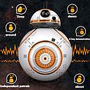 Робот дроид Sphero BB-8 Star Wars  2,4Gh (дополненная водоплавающая версия), фото 10