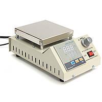 220V 85-2 Магнитная мешалка с цифровым термостатом Hot Пластина Смеситель для отопления 2400 об/мин