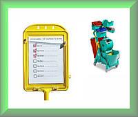 Табличка информационная для уборочных тележек 3590 TTS Италия