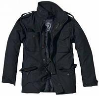 Куртка Brandit M-65 Classic  (чёрная) только XL, фото 1