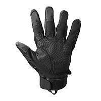 Охота Тактическая Перчатки На открытом воздухе Спорт с сенсорным экраном Полный Finger Кожа PU Анти Skid
