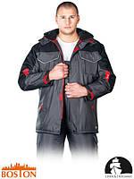 Куртка BOSTON рабочая утепленная с водоотталкивающей пропиткой LH-BSW-LJ SBC