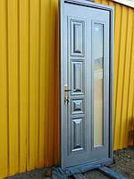 Двері вхідні металеві Д-1