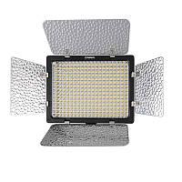YONGNUO YN300 Белый 5500K Pro LED Освещение для видеосъемки с Дистанционное Управление для камера DV