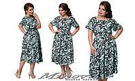 Платье №820 (бирюза)