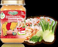 Фенхель с овощами ,рисом и куриной грудкой-детское питание/от10 мес/ Вес 220 г Венгрия