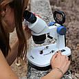 Микроскоп Optika SFX-52 10x-30x Bino Stereo, фото 5