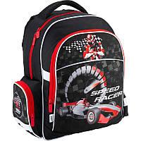 Рюкзак школьный ортопедический Speed racer K18-510S-1