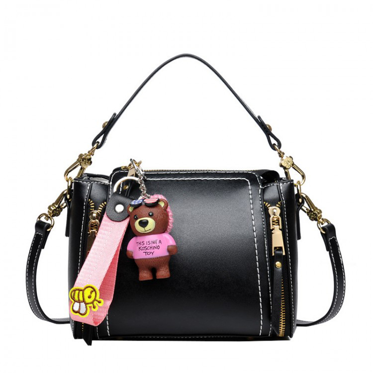 Сумка женская Amelie Mini черная eps-6045