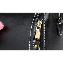 Сумка женская Amelie Mini черная eps-6045, фото 3