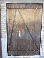 Вхідні двері для бару, Д-308