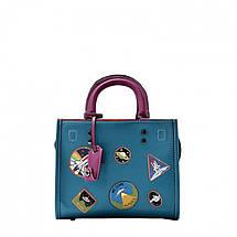 Сумка женская Amelie Space синяя eps-6060, фото 2