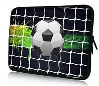 "Чехол для планшета гламур 7-8"" HQ-Tech H18848 ""Футбол"", неопреновый"