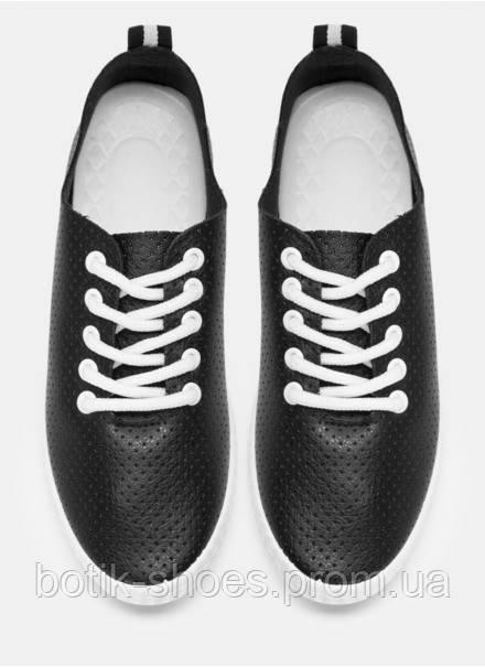324a34c3f Топ продаж Женские польские легкие черные кроссовки, кеды эко-кожа Vices