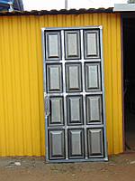 Двери входные с филенок, Д-302, фото 1
