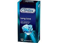 "234693. Презервативи Long Love 12шт  ТМ""CONTEX№13"""