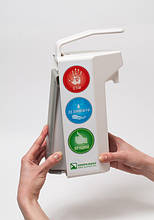 Системи дозування засобів для гігієни рук