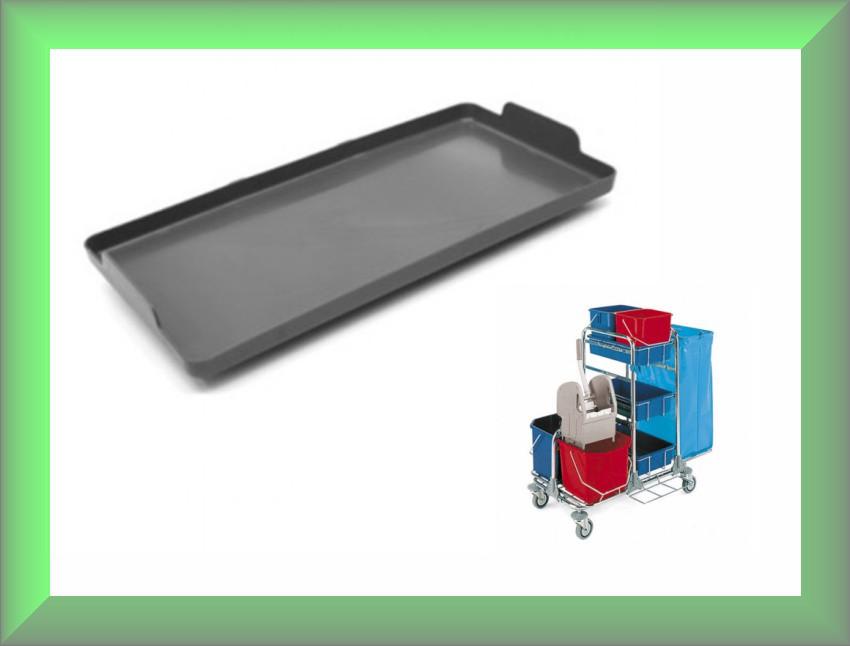 Пластиковая нижняя основа для ведер 15л для тележек Tecno и Modular TTS Италия