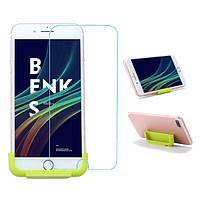 Benks Темперная защитная пленка для стекла Инструмент Легко вставить телефонный держатель для iPhone8 8plus 7 7plus