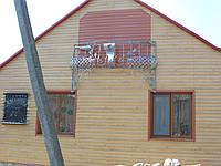 Балкон декоративный