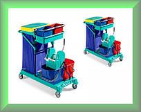 Тележка Green Line 400 0B003400 TTS Италия