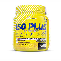 Olimp Labs, Изотоник Iso Plus L-Carnitine, 700 грамм
