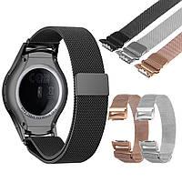 Mesh Milanese Магнитный браслет Watch Стандарты Для Samsung Galaxy Gear подходит 2 SM-R360